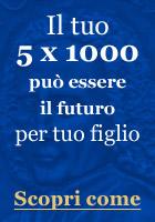 Devolvi il tuo 5x1000 alla Fondazione Maffei